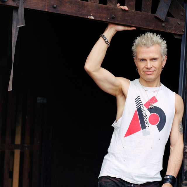 Billy Idol photo
