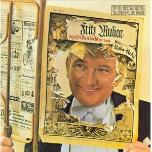 Fritz Muliar erzählt Geschichten von Roda Roda Audiobook