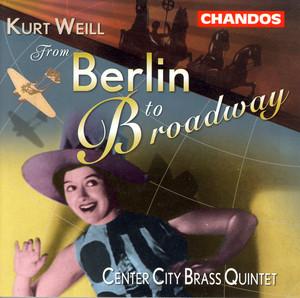 From Berlin to Broadway album