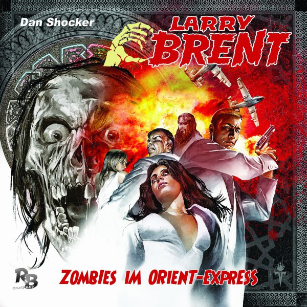 Folge 2: Zombies im Orient-Express Cover