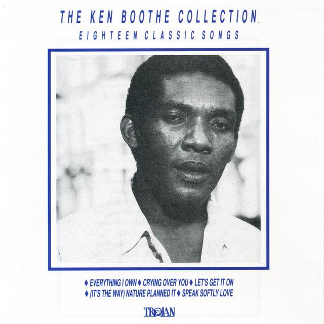 Ken Boothe The Ken Boothe Collection album cover