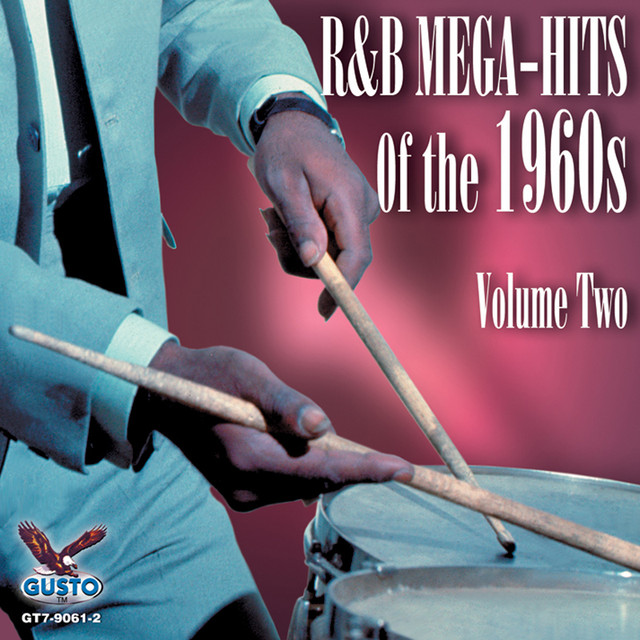 Various Artists R & B Megahits Of The 1960's Volume 2 album cover