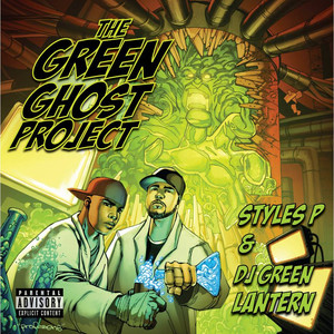 The Green Ghost Project album
