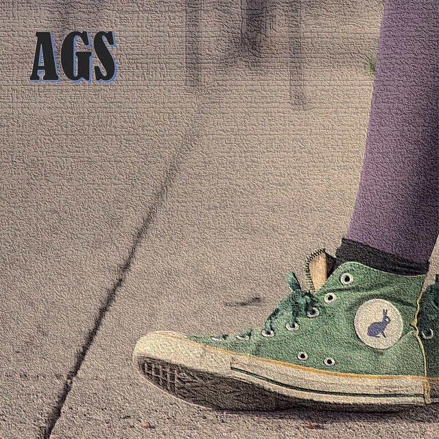 Album cover for Jump by AGS