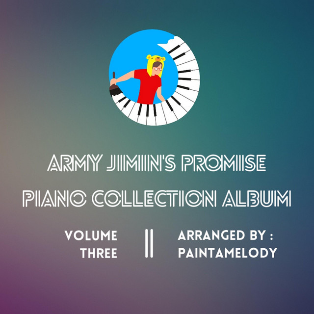 Army Jimin's Promise Piano Collection Album by Paintamelody