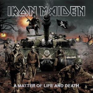 A Matter of Life and Death album