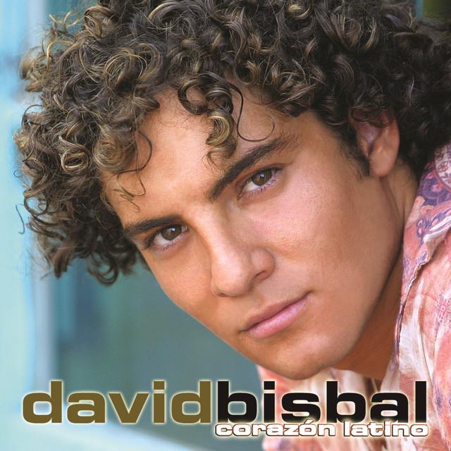 David Bisbal Corazón latino album cover
