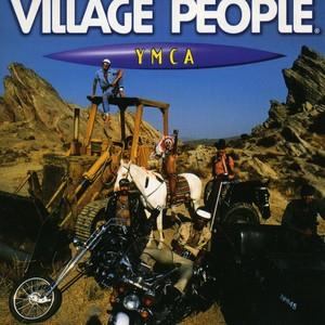 YMCA (Original Album 1978) Albumcover