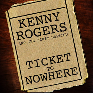 Kenny Rogers & The First Edition She Even Woke Me Up to Say Goodbye cover