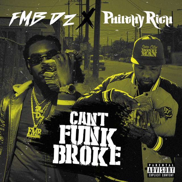 Can't Funk Broke