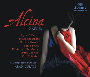Handel: Alcina album