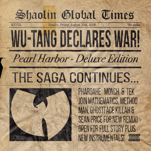 Pearl Harbor (REMIX) [feat. Mathematics, Method Man, Ghostface Killah, Sean Price, Pharoahe Monch and Tek] Albümü