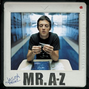 Mr. A-Z Albumcover