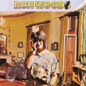 Ron Wood Mystifies Me cover