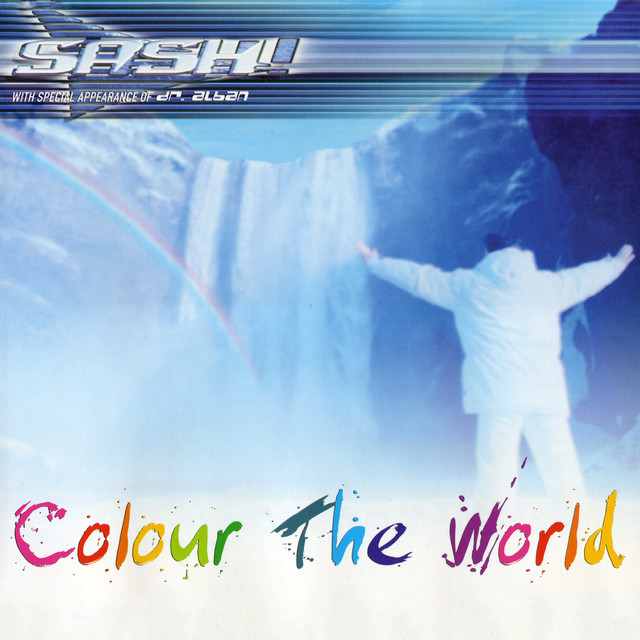Colour the World cover
