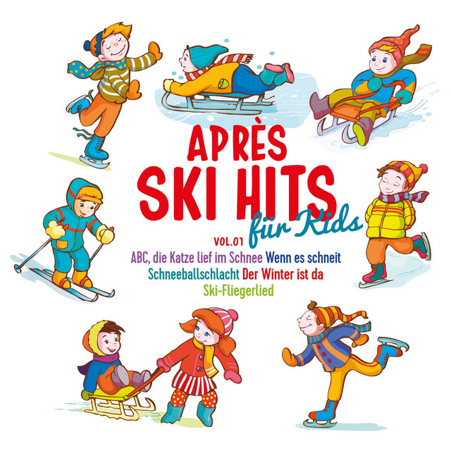 Après Ski Hits für Kids, Vol. 1 Cover