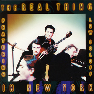 The Real Thing In New York album
