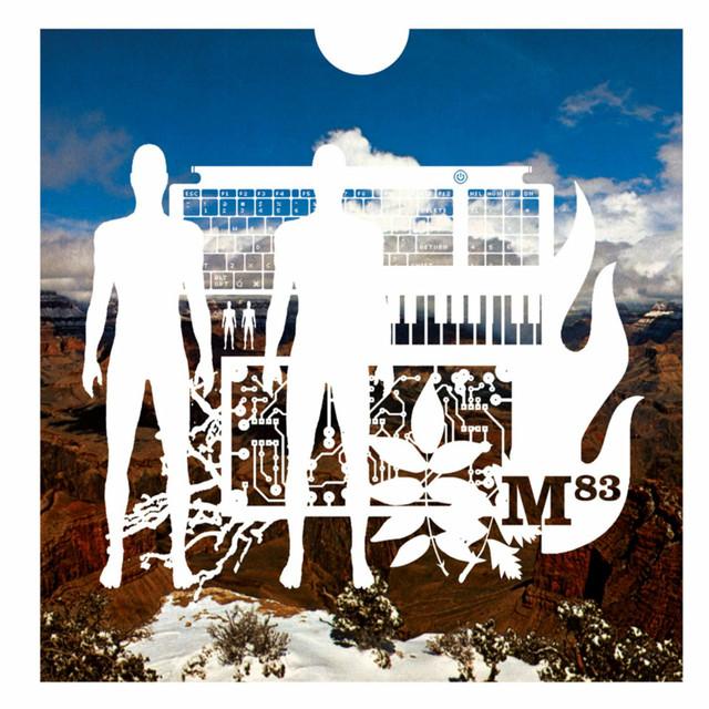 M83 M83 album cover