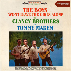 The Boys Won't Leave the Girls Alone (Original Album)