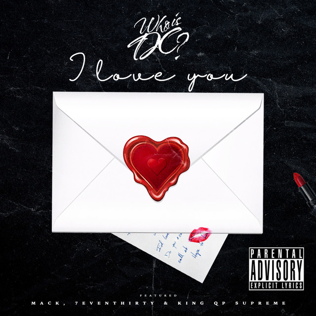 Artwork for I Love You by Who Is DC