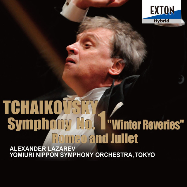 Tchaikovsky: Symphony No. 1 Winter Reveries, Romeo and Juliet Albumcover