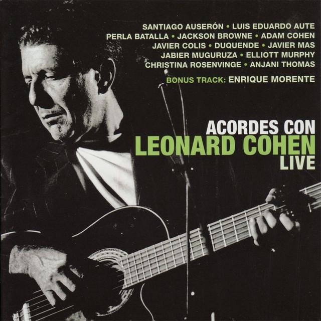 Acordes Con Leonard Cohen Live