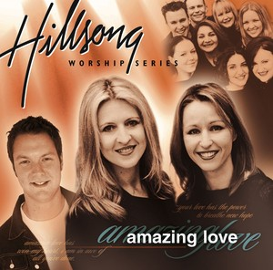 Amazing Love Albumcover