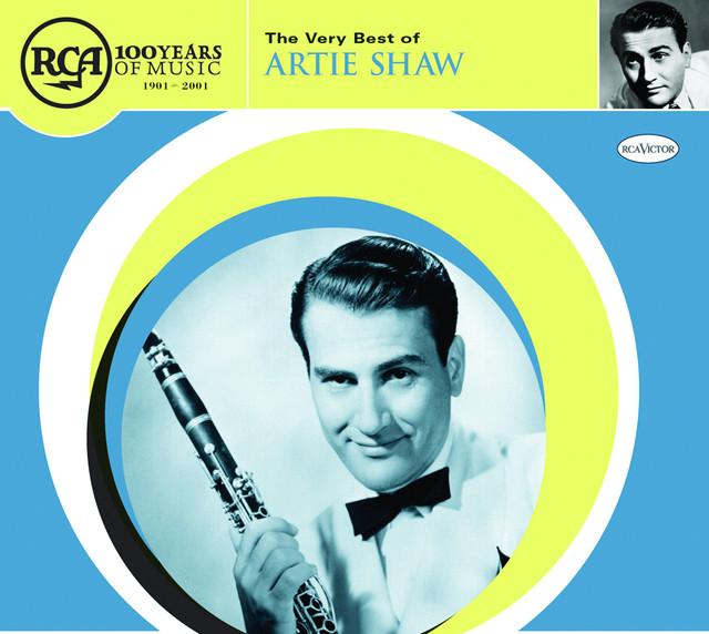 Artie Shaw Very Best Of Artie Shaw album cover