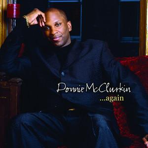 Donnie McClurkin... Again Albumcover
