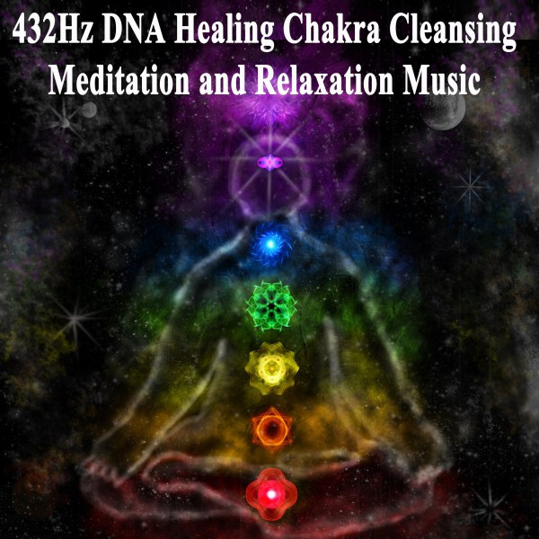 432Hz DNA Healing Chakra Cleansing on Spotify
