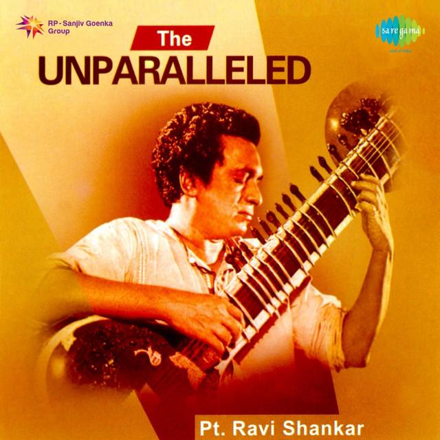 The Unparalleled - Pt. Ravi Shankar Albumcover