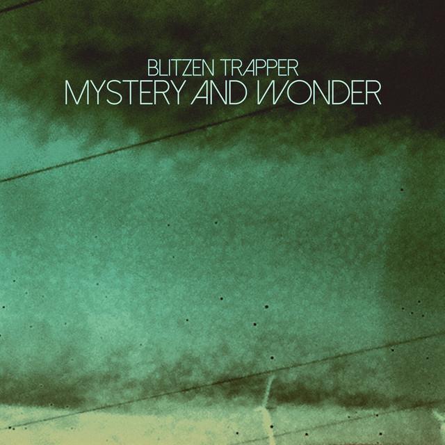 Blitzen Trapper Mystery and Wonder album cover