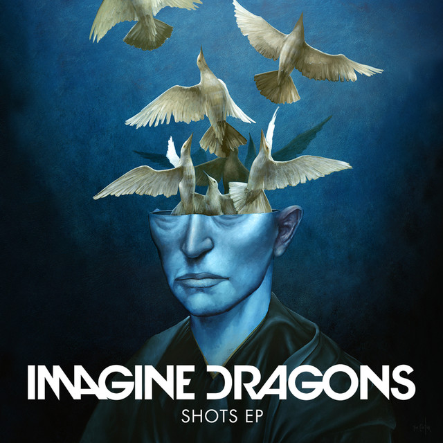 Imagine Dragons Shots EP album cover