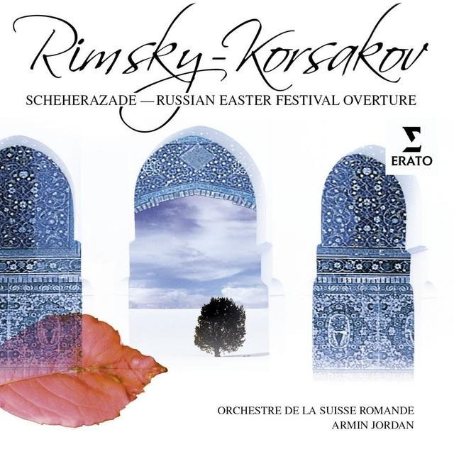 Rimsky-Korsakov: Sheherazade Albumcover