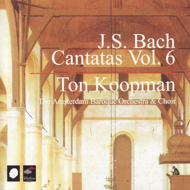 J.S. Bach: Cantatas Vol. 6