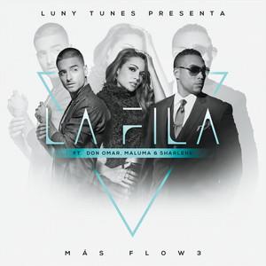 Luny Tunes, Don Omar, Sharlene, Maluma La Fila cover