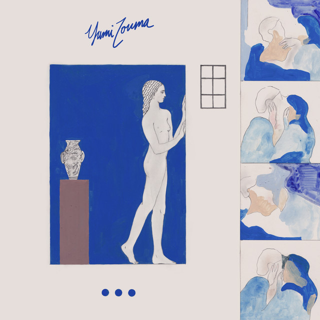 Yumi Zouma - Looking Over Shoulders image cover