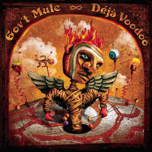 Gov't Mule Wine and Blood cover