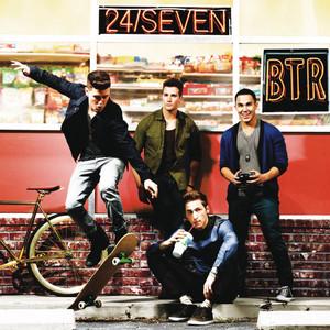 24/seven Albumcover
