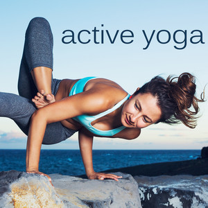 Active Yoga Albumcover