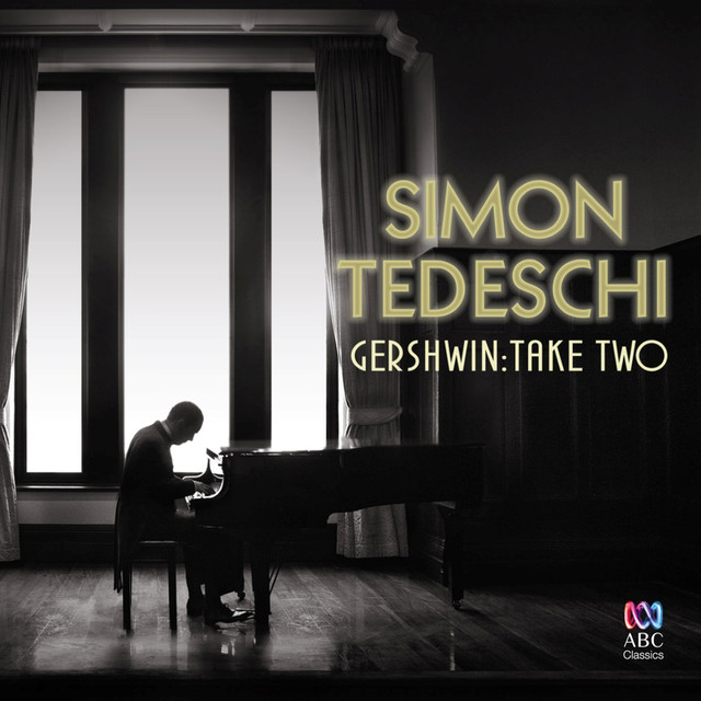 George Gershwin, Simon Tedeschi Gershwin: Take Two album cover