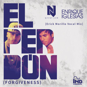 El Perdón [(Forgiveness)[Erick Morillo Vocal Mix]] Albümü