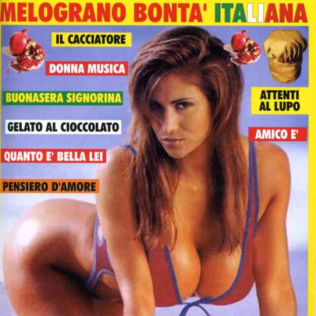 Various Artists Melograno bontà Italiana album cover
