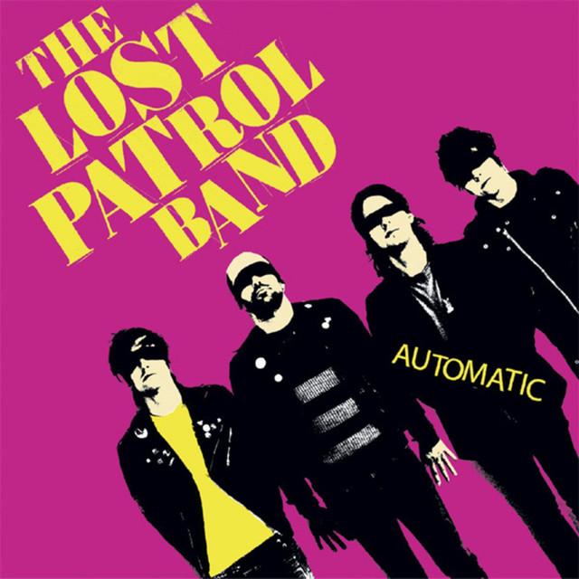 Skivomslag för Lost Patrol Band: Automatic