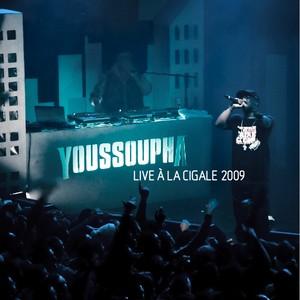 Live à la Cigale de Paris 2009 Albumcover