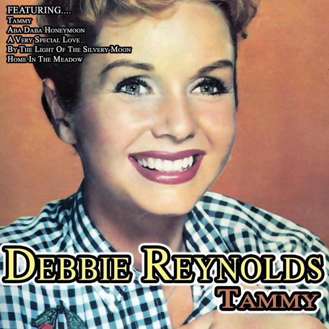 Debbie Reynolds Tammy album cover