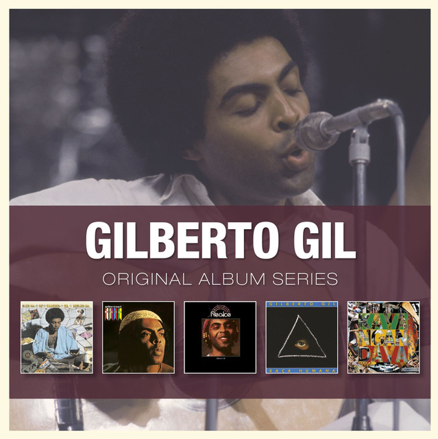 Gilberto Gil - Original Album Series
