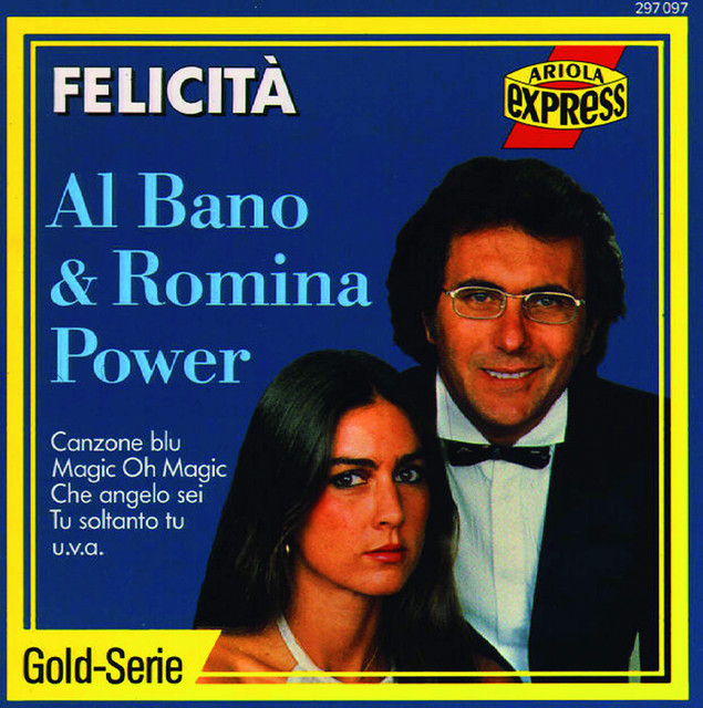 Al bano and romina power on spotify for Al bano e romina power