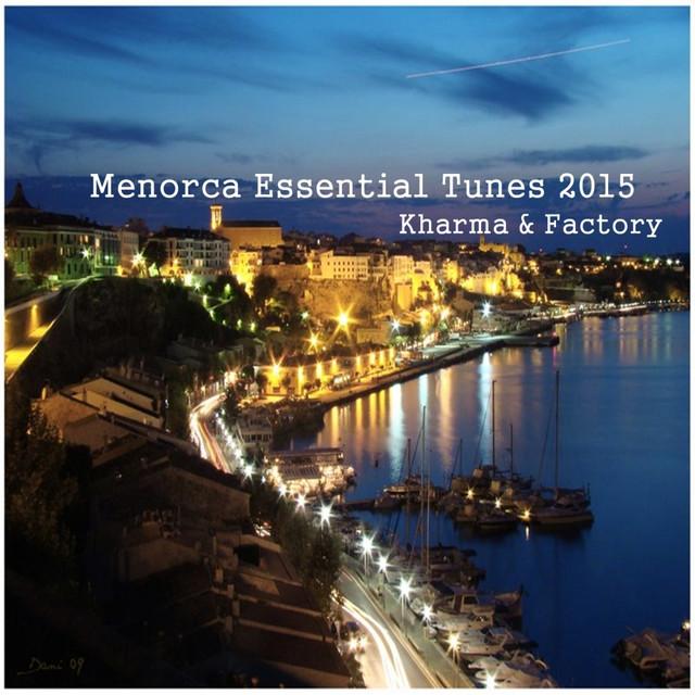 Menorca Essential Tunes 2015 Albumcover