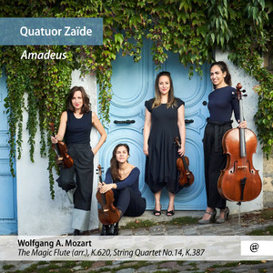 Quatuor Zaïde: Amadeus Albümü